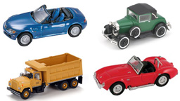Small Scale Diecast